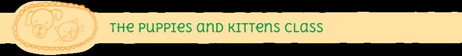 puppy-kitten-class